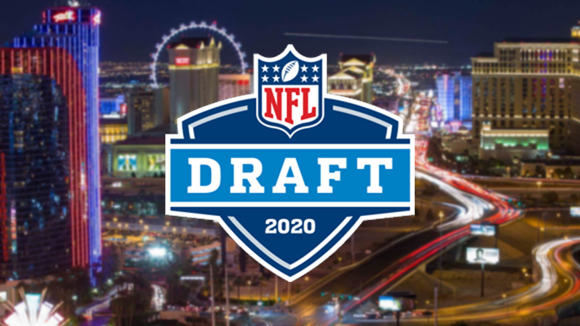 2020 NFL Draft in Las Vegas
