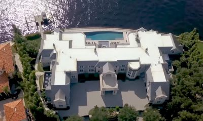 Derek Jeter's Tampa Bay Mansion