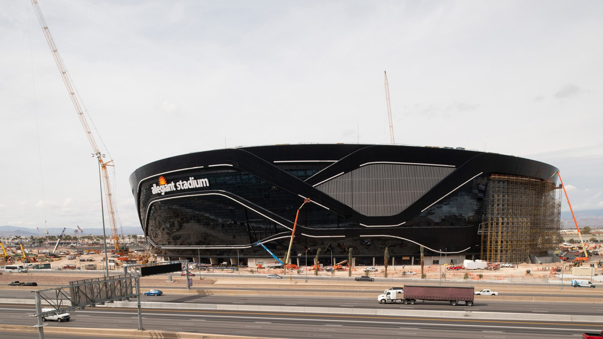 Raiders new stadium in Las Vegas