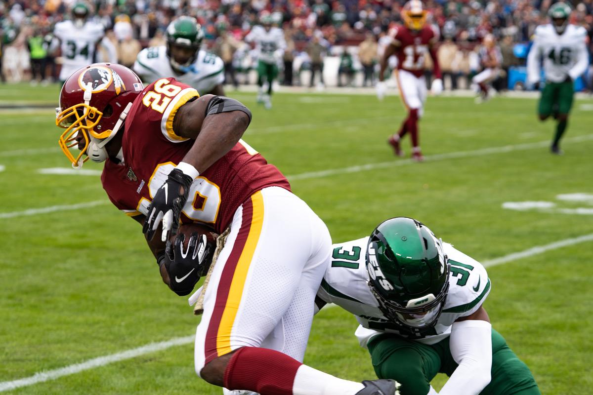 Redskins vs. Jets