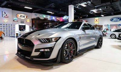 Jon Gruden receives 2020 Ford Mustang Shelby GT500