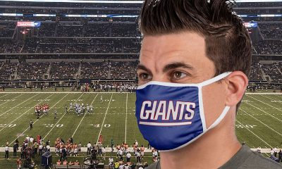 NFL requires everyone to wear a face mask